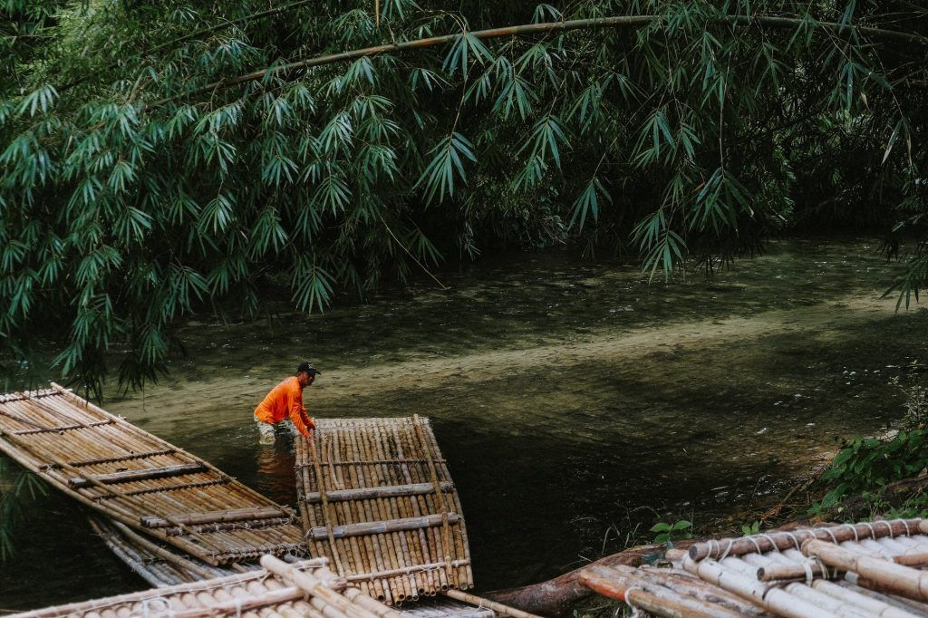 The bamboo industry helps local communities prosper