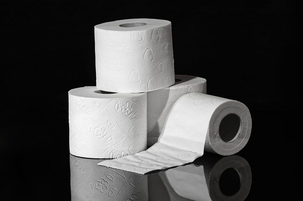 Besides being easier for the environment, biodegradable toilet paper will also save you plumbing costs
